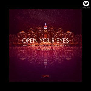 Open Your Eyes (feat. Mitch Thompson) - feat. Mitch Thompson