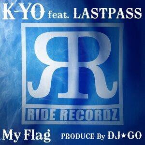 My Flag feat. LAST PASS
