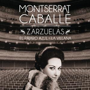 Montserrat Caballé. Zarzuela
