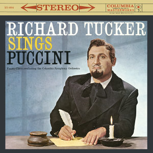 Richard Tucker Sings Puccini