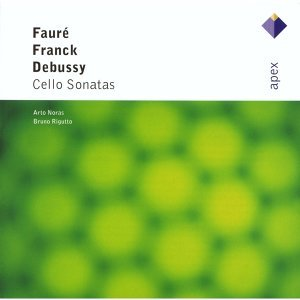French Cello Sonatas [Apex]