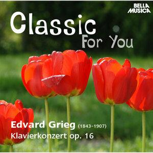 Classic for You: Grieg: Klavierkonzert Op. 16, 72, 40