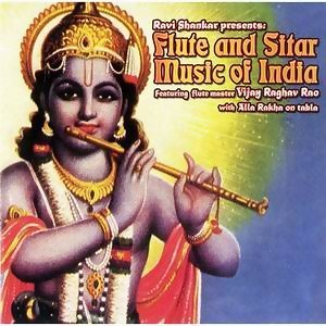 Flute and Suitar Music of India (feat. Vijay Raghav Rao and Alla Rakha)