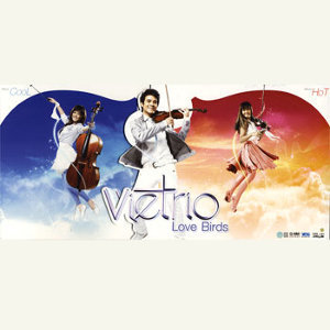 VieTrio Love Birds (Hot&Cool)