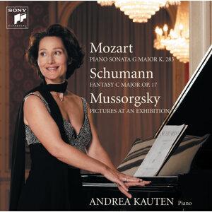 Mozart/Schumann/Mussorgsky: Piano Works