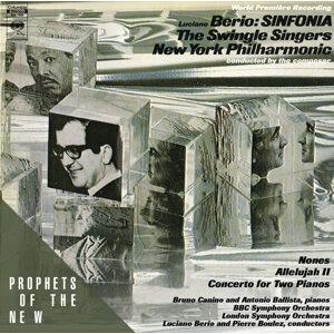 Berio: Sinfonia / Concerto for Two Pianos