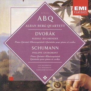 Dvorák/Schumann Piano Quintets