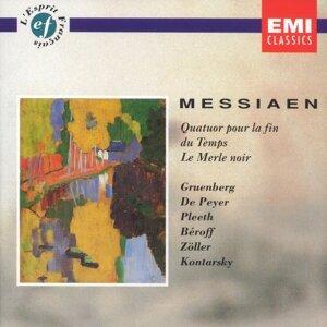 Quatuor Pour La Fin Du Temps/Le Merle Noir