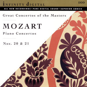 "Mozart: Piano Concertos Nos. 20 & 21 ""Elvira Madigan"""