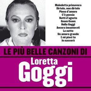 Le più belle canzoni di Loretta Goggi