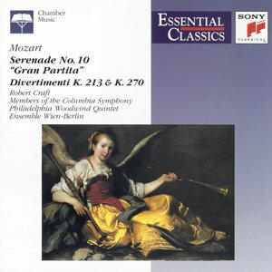 Mozart: Serenade; Divertimenti; Fantasie; Adagio and Allegro