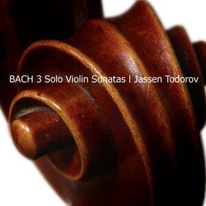 BACH 3 Solo Violin Sonatas