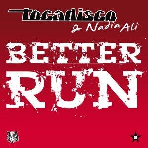 Better Run - taken from Superstar