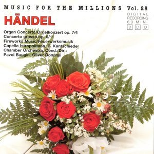 Music For The Millions Vol. 28 - Georg Friedrich Händel