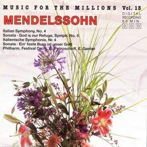 Music For The Millions Vol. 13 - F. Mendelssohn-Bartholdy