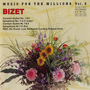 Music For The Millions Vol. 3 - Georges Bizet