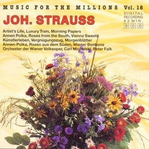 Music For The Millions Vol. 18 - Johann Strauss