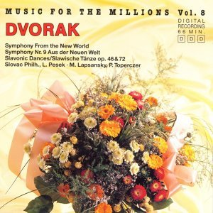 Music For The Millions Vol. 8 - Antonin Dvorak