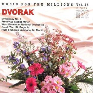 Music For The Millions Vol. 25 - Antonin Dvorak