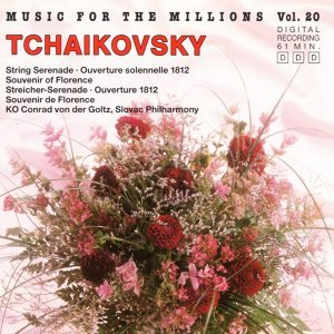 Music For The Millions Vol. 20 - Piotr I. Tchaikovsky