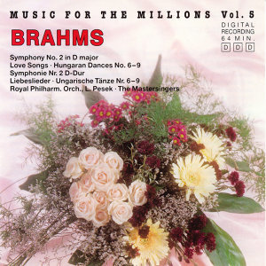 Music For The Millions Vol. 5 - Johannes Brahms