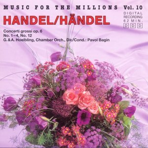 Music For The Millions Vol. 10 - Georg Friedrich Händel