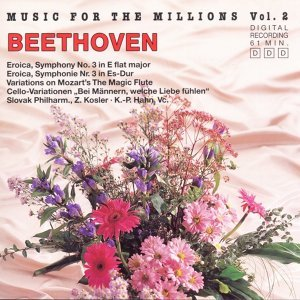 Music For The Millions Vol. 2 - Ludwig van Beethoven