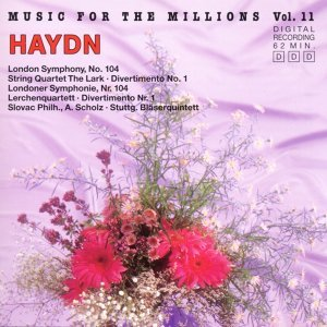 Music For The Millions Vol. 11 - Joseph Haydn