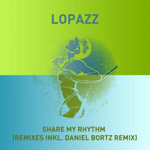 Share My Rhythm - Remixes