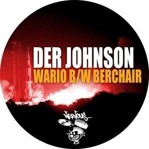 Wario b/w Berchair