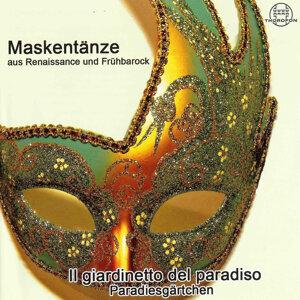 Maskentänze aus Renaissance und Frühbarock