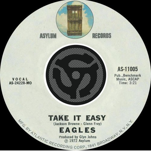 Take It Easy / Get You in the Mood