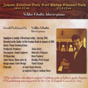 Johann Sebastian Bach - Carl Philipp Emanuel Bach