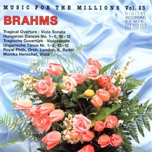 Music For The Millions Vol. 23 - Johannes Brahms