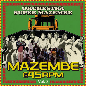 Mazembe @ 45rpm Vol. 2