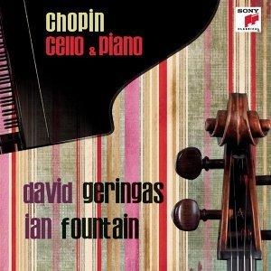 Chopin:Werke für Cello und Klavier(收錄:大提琴奏鳴曲、大提琴與鋼琴波蘭舞曲)