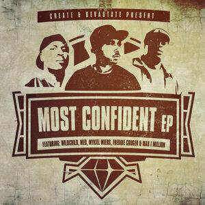 Most Confident EP
