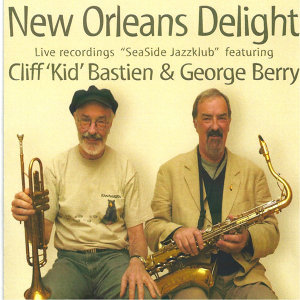 Seaside Jazzklub (feat. Kid Bastien & George Berry) [Live]
