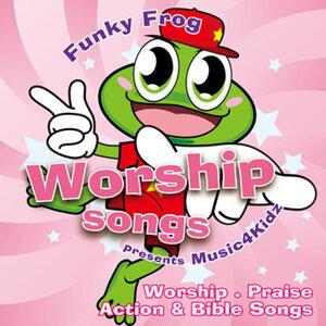 Funky Frog 4 (讚美蛙 第四集)
