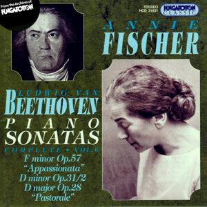 Piano Sonatas Complete Vol. 6