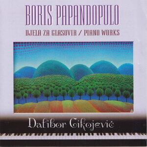 Boris Papandopulo - Piano Works