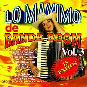 Lo Maximo De Banda Boom Vol. 3