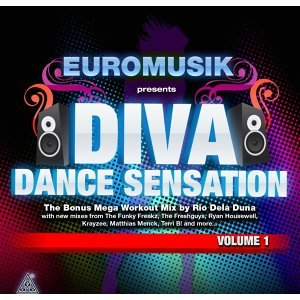 Diva Dance Sensation - Vol. 1