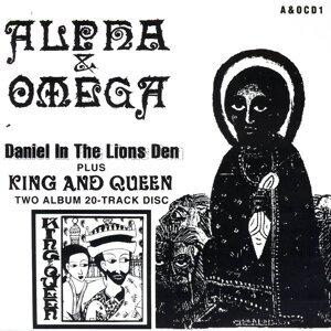 Daniel In The Lions Den / King & Queen