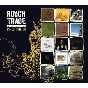 Rough Trade Shops Psych Folk 10