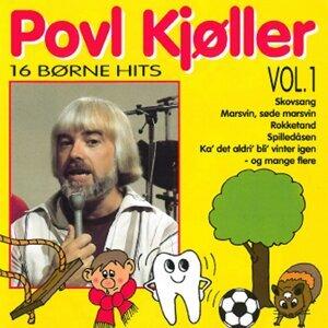 16 Børne Hits Vol.1