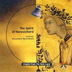 CD 19-The Spirit Of The Harpsichord-SOloist: Alexander Rosenblatt