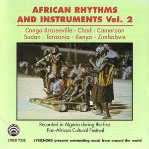 African Rhythms & Instruments:  Vol 2