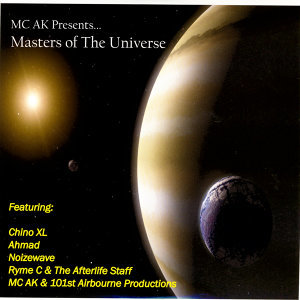 MC AK Presents... Masters of the Universe