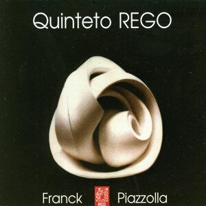 Quinteto Rego: Franck-Piazzolla
